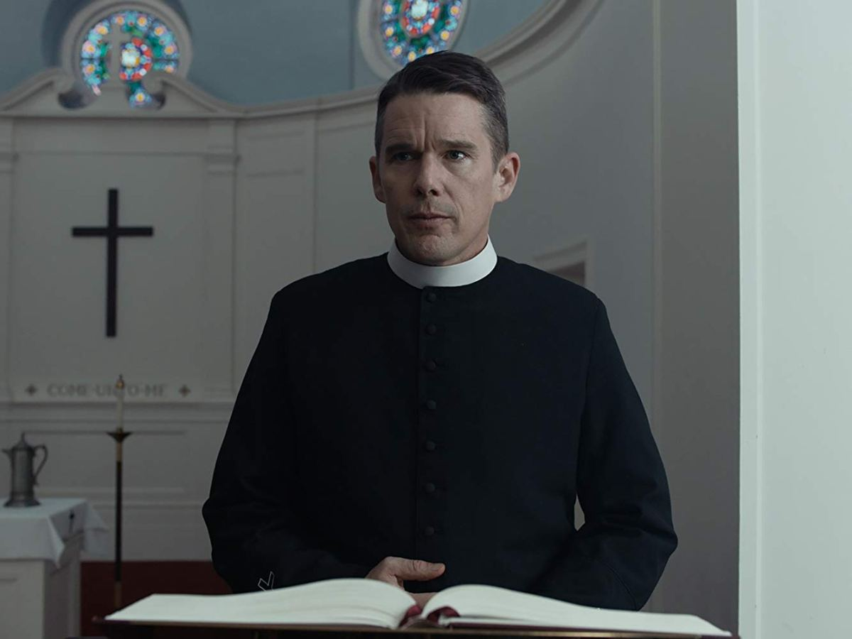 Leaning on the Everlasting Arms: On Transcendental Style and Paul Schrader's 'First Reformed'