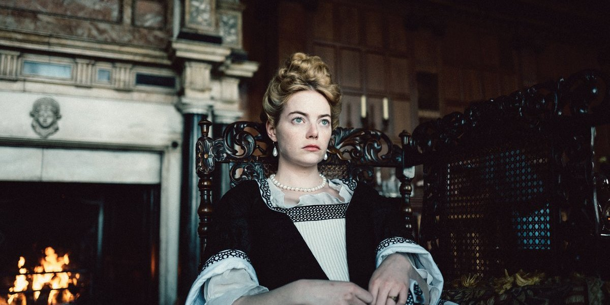 The Favourite- Emma Stone