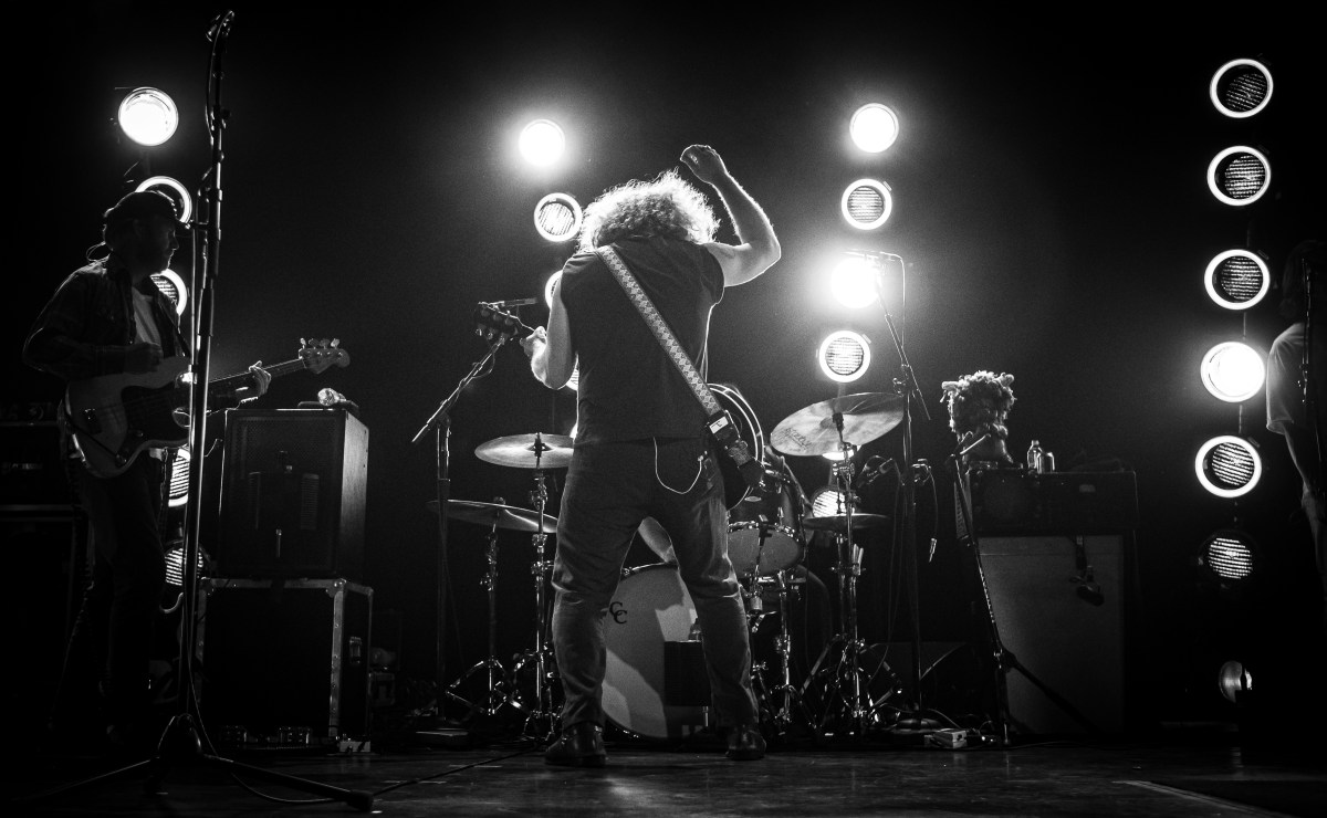 Photo Essay by Andy Witchger: Jim James at Minneapolis' First Avenue