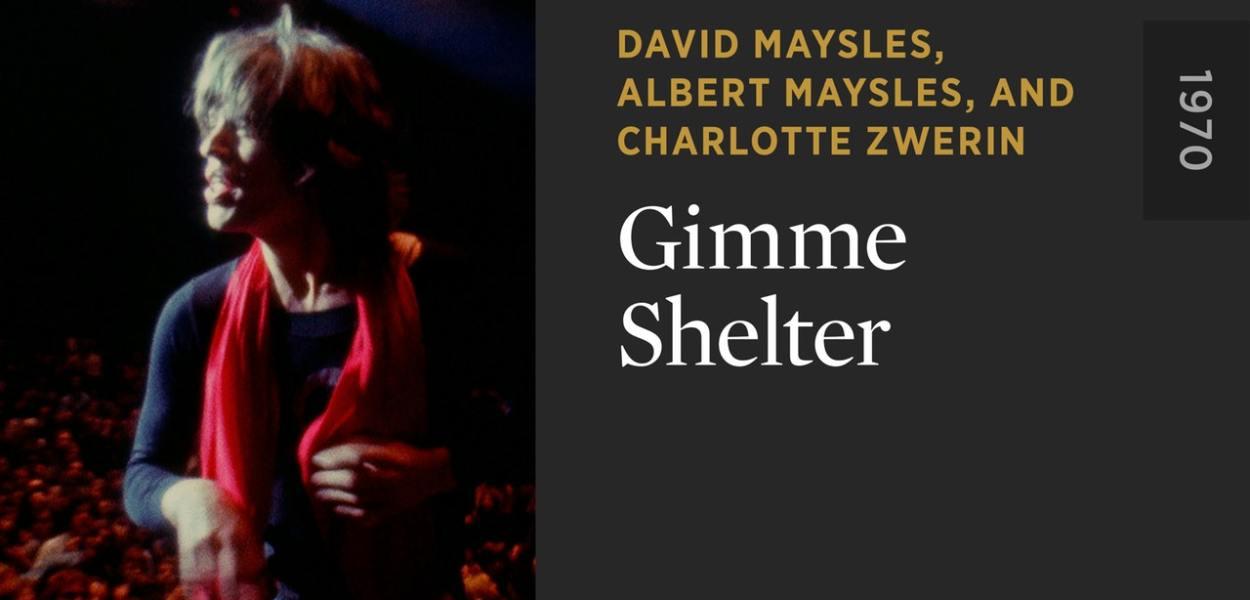 Gimme Shelter Movie Documentary