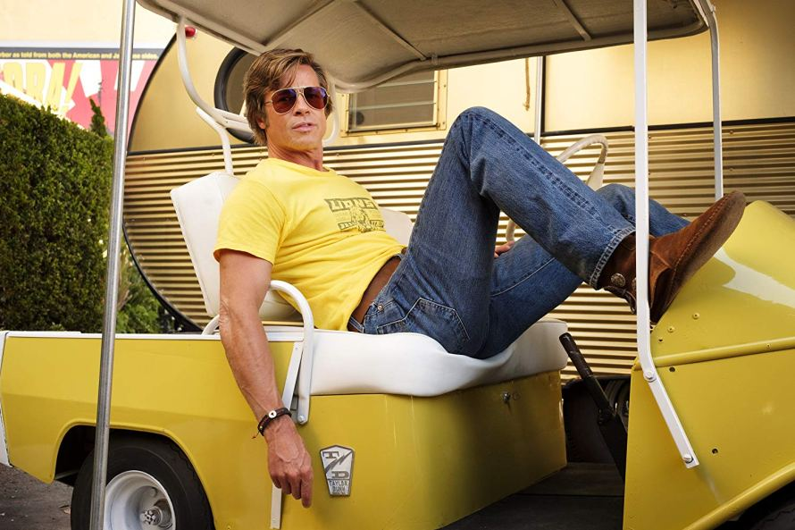 Once Upon a Time in Hollywood Movie Film