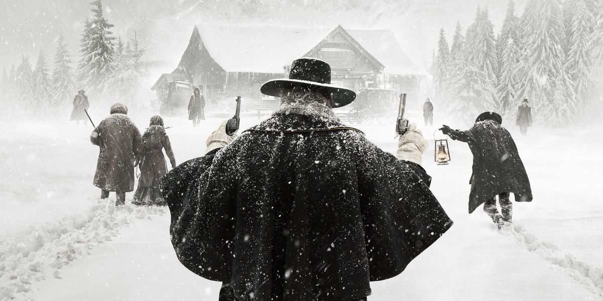 The Hateful Eight Movie Film