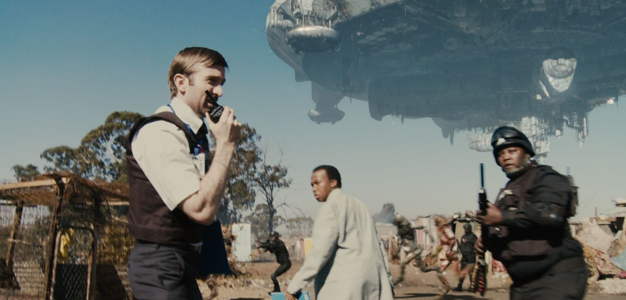 District 9 Movie Film