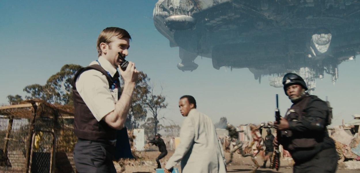District 9 Movie Film