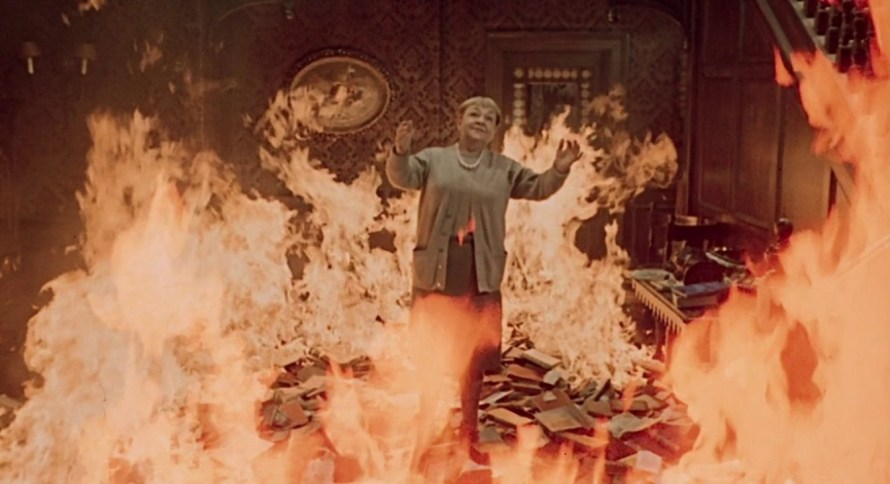 Fahrenheit 451 Film Movie 1966