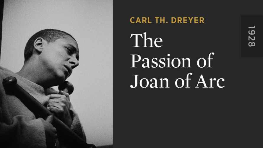 The Passion of Joan of Arc Criterion Channel