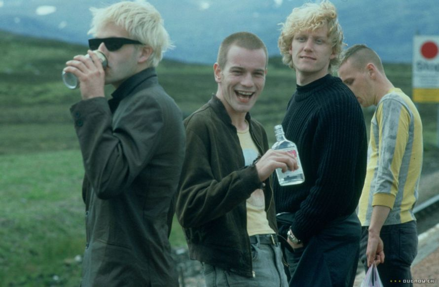 Trainspotting Movie Film