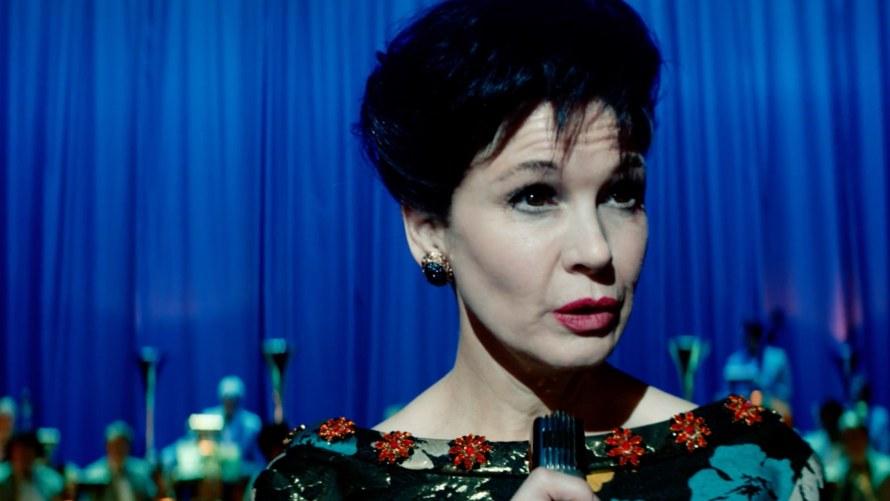 Renée Zellweger as Judy Garland in Judy