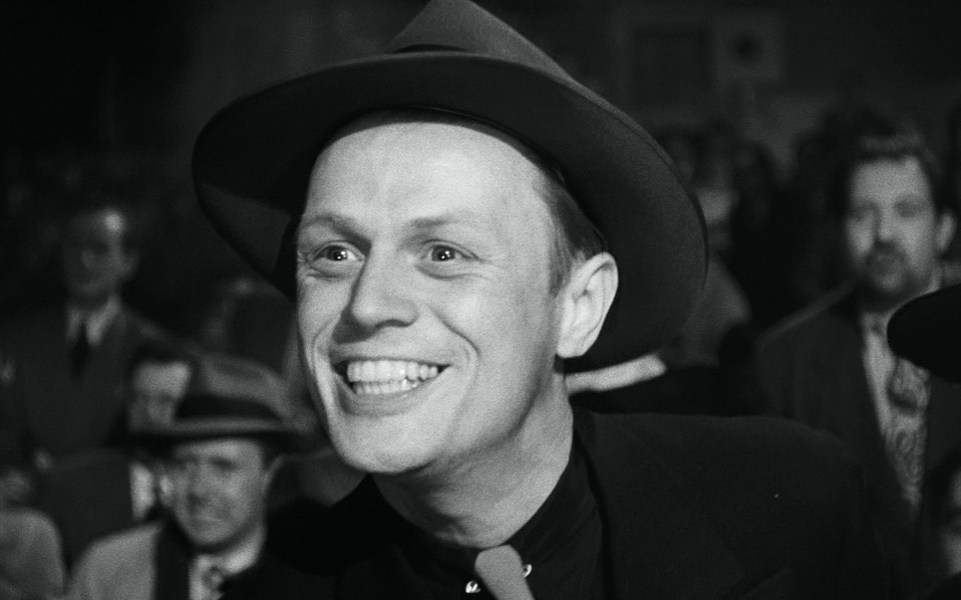 Richard Widmark in Kiss of Death