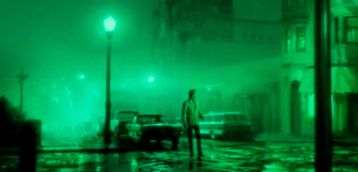 The Green Fog Movie Film Cropped