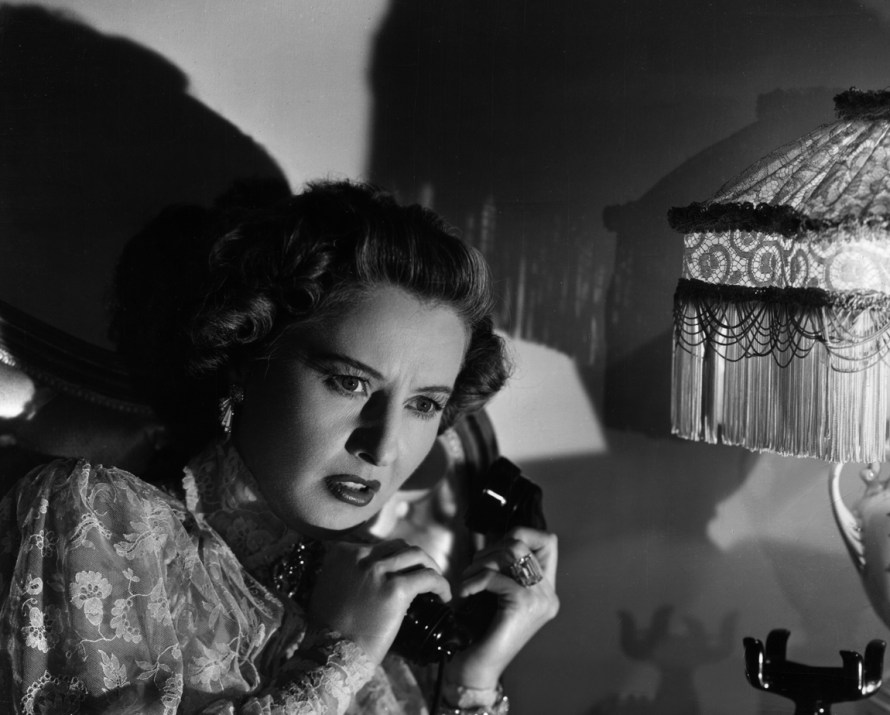 Film Noir Technology and Anxiety - Sorry, Wrong Number