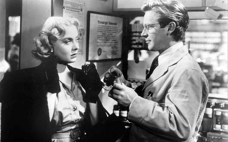 Film Noir Technology and Anxiety - Tension