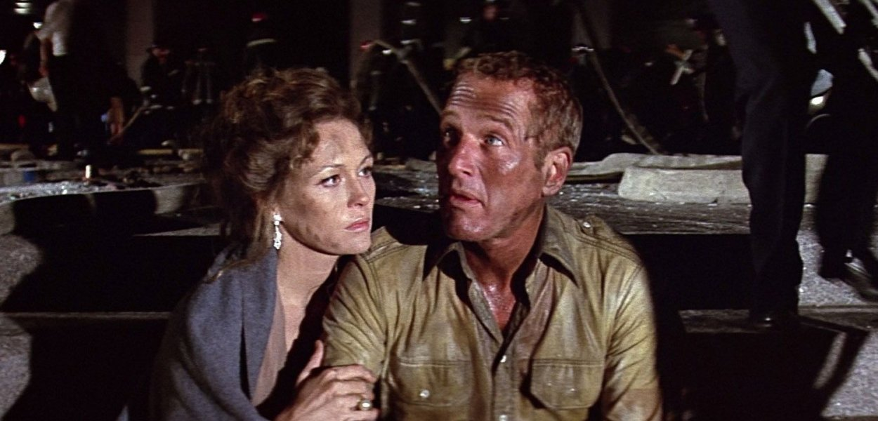 The Towering Inferno Movie Film