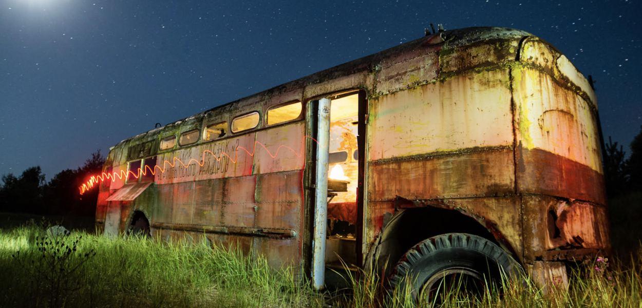 Stalking Chernobyl: Exploration After Apocalypse Documentary