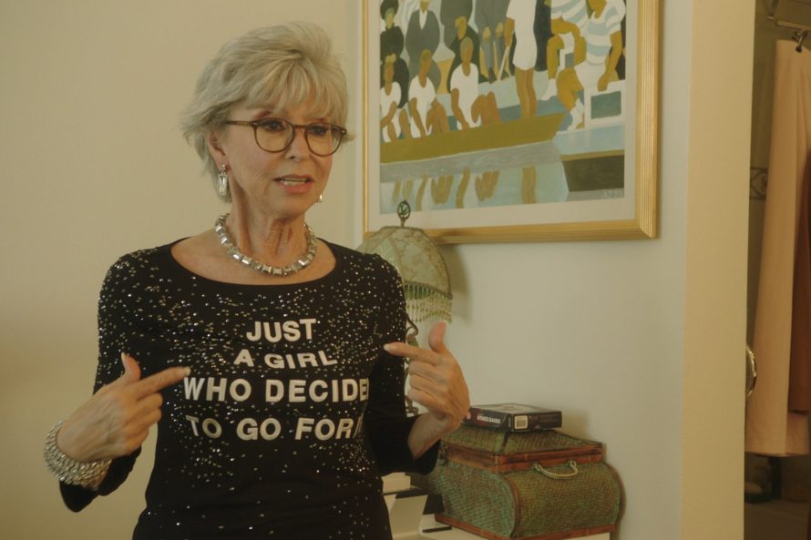 Rita Moreno: Just a Girl Who Decided to Go for It Documentary