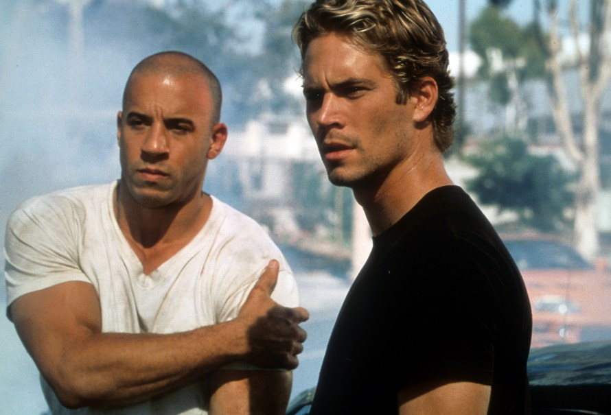 The Fast and the Furious Movie Film