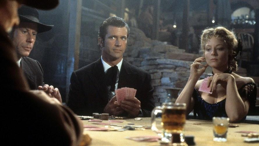 Mel Gibson in Maverick