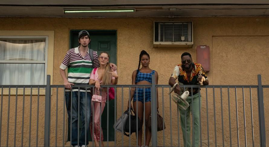Zola Movie Film