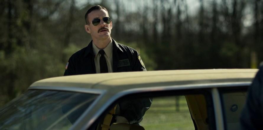 Jakob's Wife Cast - Phil Brooks akaCM Punk as Deputy Colton