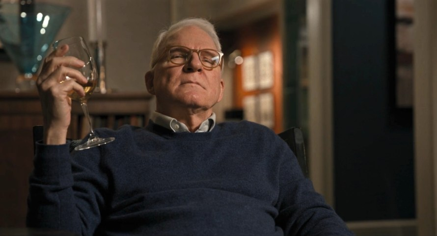 Only Murders in the Building Cast on Hulu - Steve Martin as Charles Haden-Savage