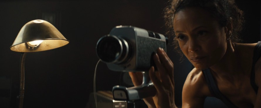 "Reminiscence Cast - Thandiwe Newton as Emily ""Watts"" Sanders"
