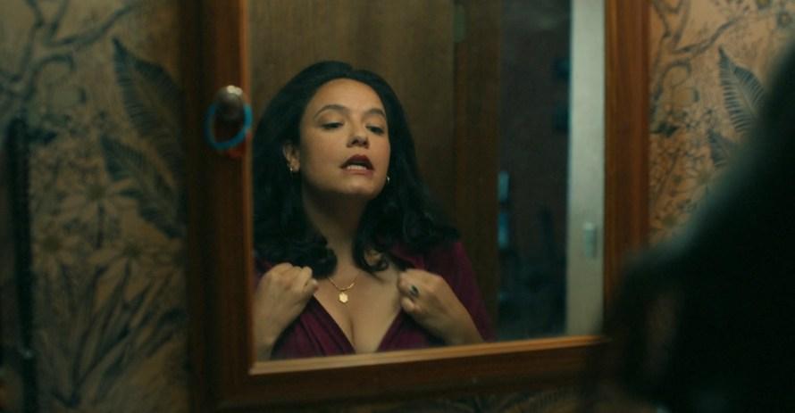 Reservation Dogs Cast - Sarah Podemski as Rita
