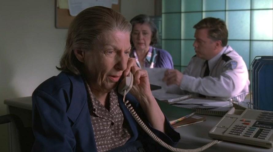 The Sopranos Cast - Nancy Marchand as Livia Soprano