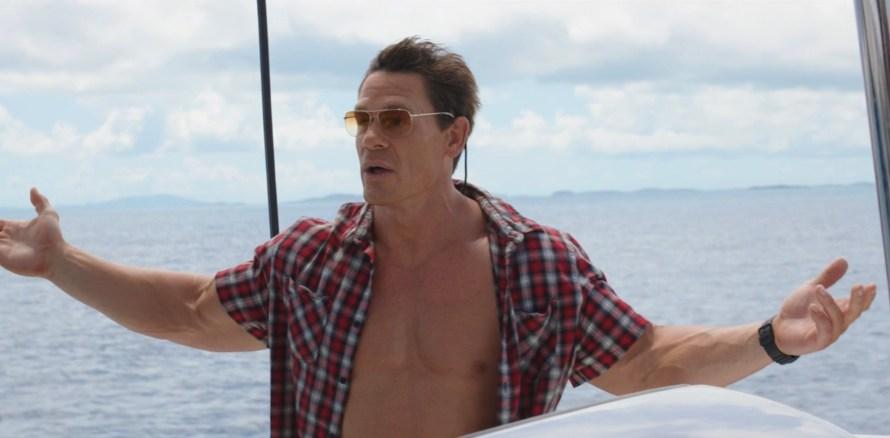 Vacation Friends Cast on Hulu - John Cena as Ron