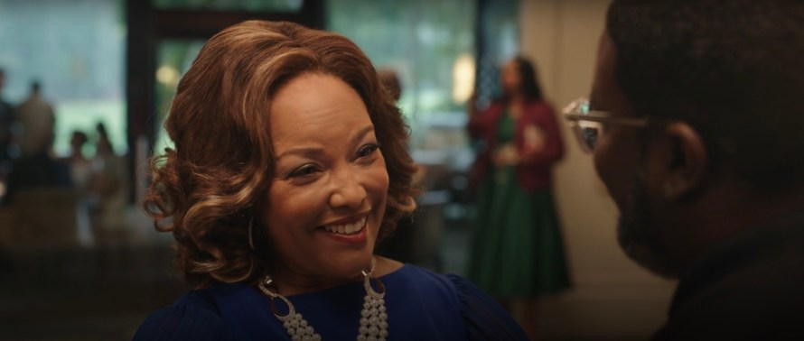 Vacation Friends Cast on Hulu - Lynn Whitfield as Suzanne