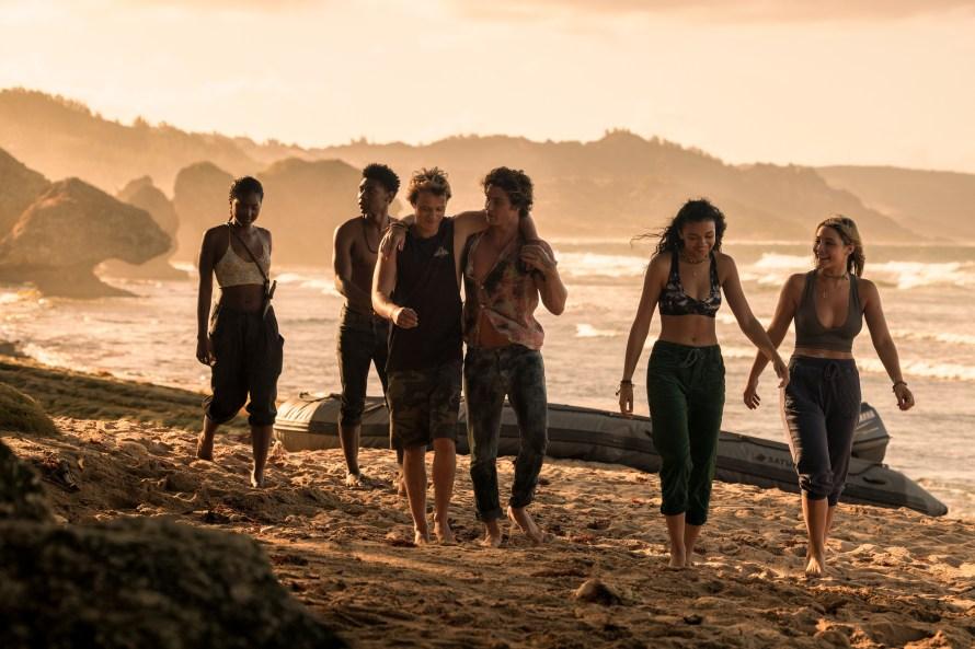 Outer Banks Season 2 Cast
