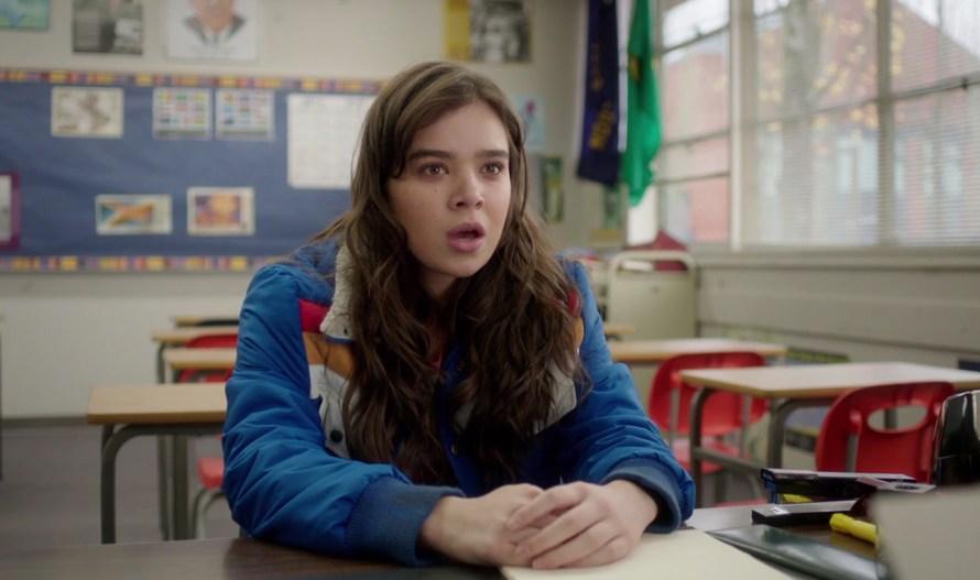 The Edge of Seventeen Cast - Hailee Steinfeld as Nadine Franklin