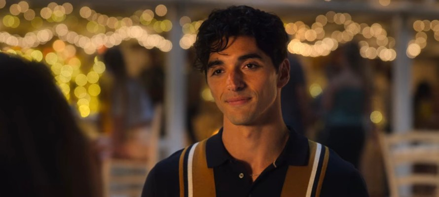 The Kissing Booth 3 Cast - Taylor Zakhar Perez as Marco
