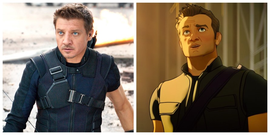 What If Voice Cast - Jeremy Renner as Clint Barton/Hawkeye