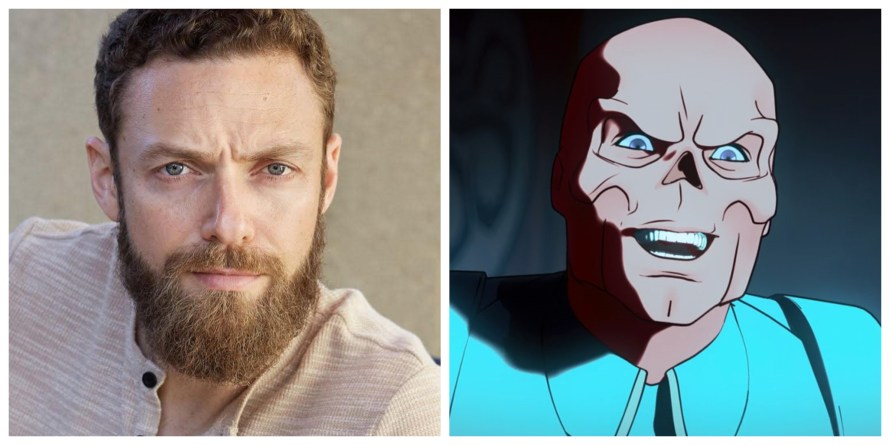 What If Voice Cast - Ross Marquand as Johann Schmidt/Red Skull