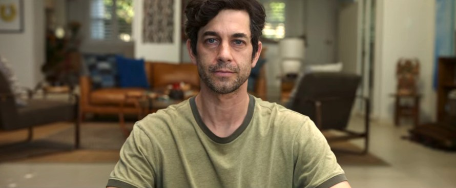 Afterlife of the Party Cast on Netflix - Adam Garcia as Howie