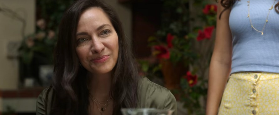 Afterlife of the Party Cast on Netflix - Gloria Garcia as Sofia