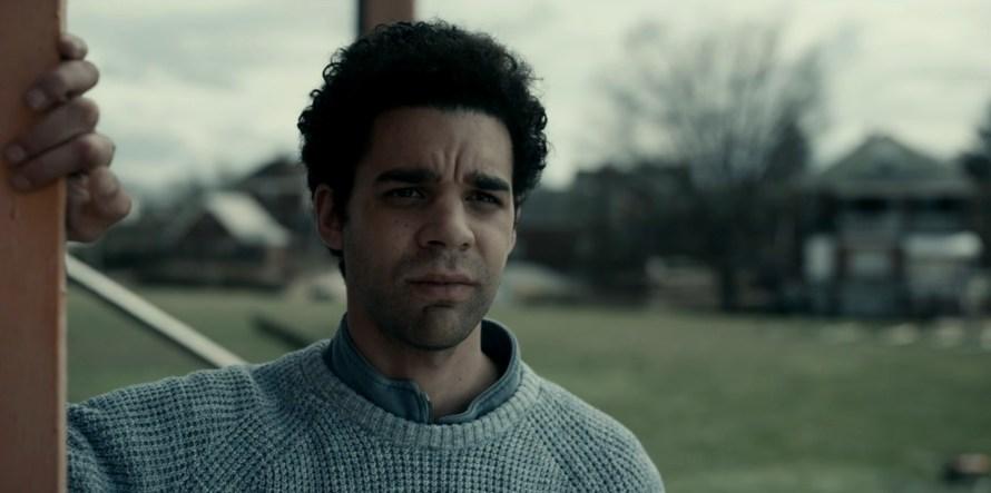 American Rust Cast - David Alvarez as Isaac English