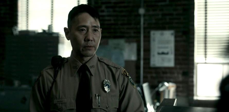 American Rust Cast - Rob Yang as Steve Park