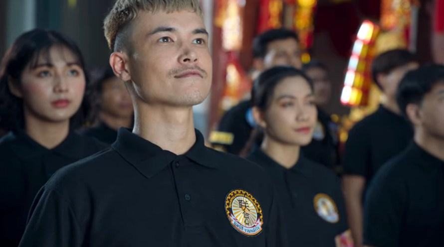 Bangkok Breaking Cast - Abhicha Thanachanun as Cheep