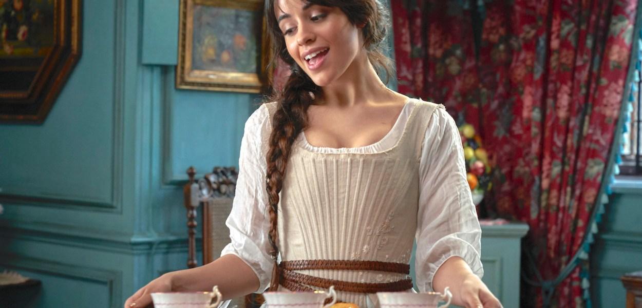 Cinderella Cast 2021 on Amazon Prime - Camila Cabello as Cinderella