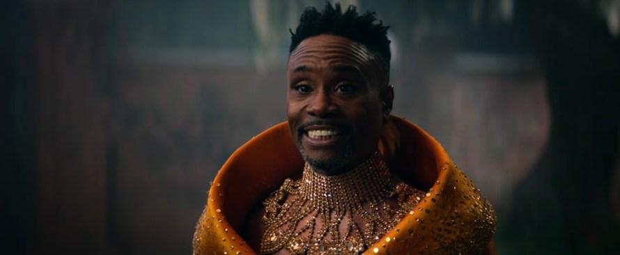 Cinderella Cast 2021 on Amazon Prime - Billy Porter as Fab G
