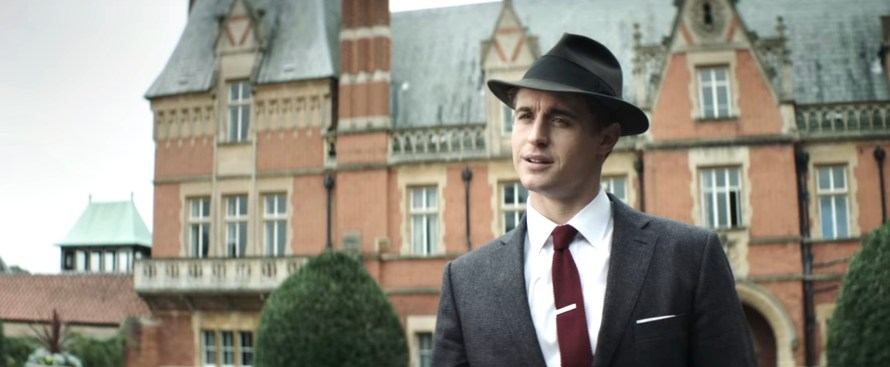 Crooked House Cast - Max Irons as Charles Hayward