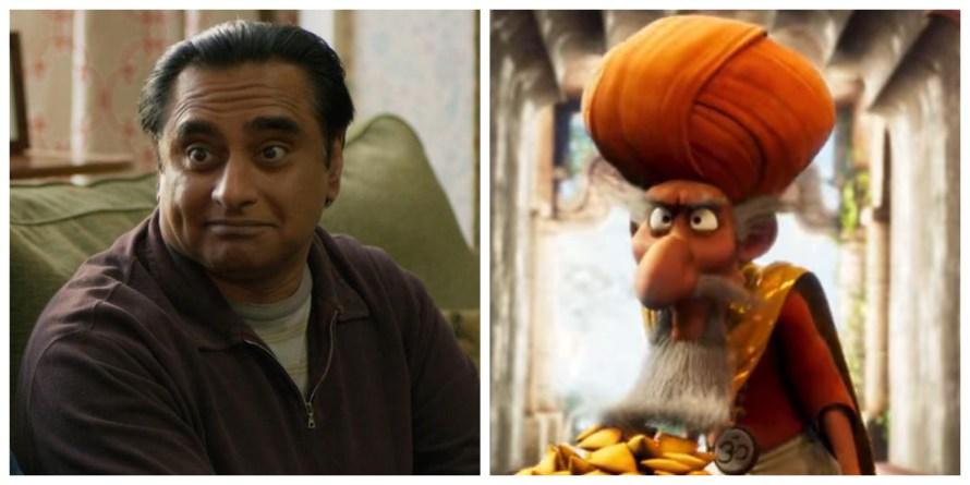 Firedrake the Silver Dragon Voice Cast - Sanjeev Bhaskar as Mad Doc