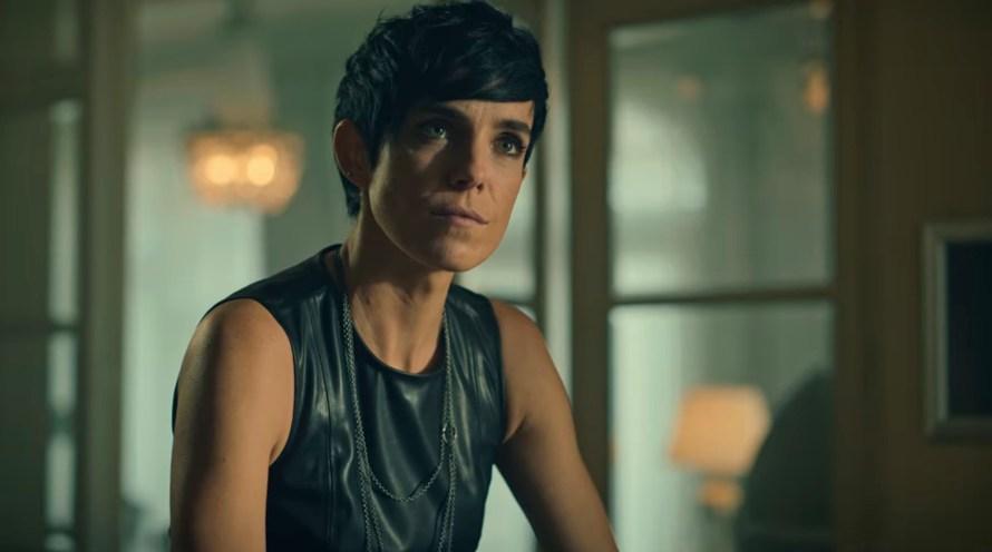 Ganglands Cast (Braqueurs) on Netflix - Carol Weyers as Danique