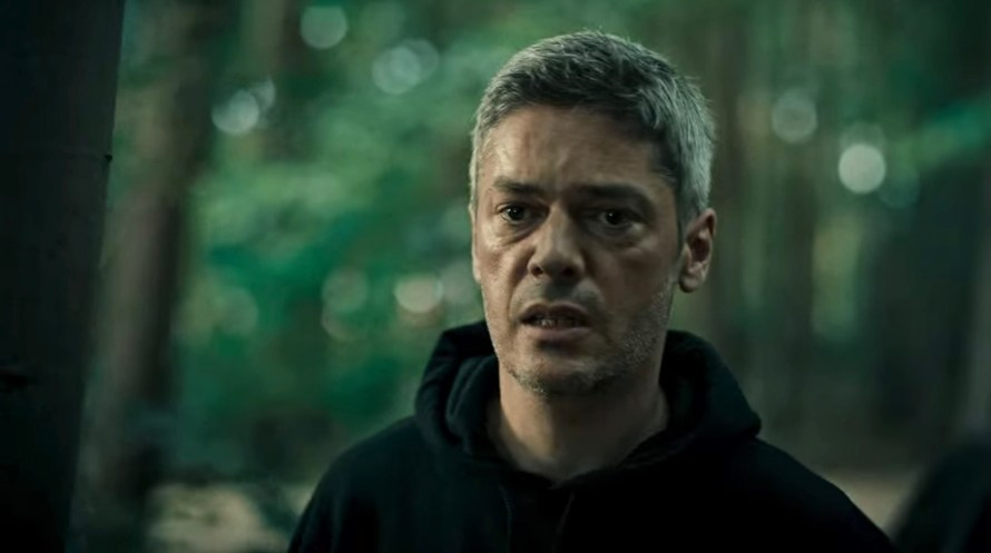 Ganglands Cast (Braqueurs) on Netflix - Samuel Jouy as Tony