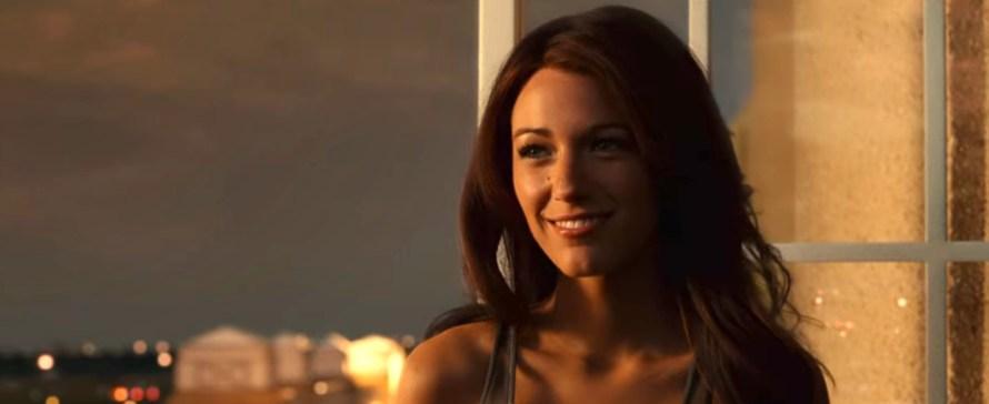 Green Lantern Cast - Blake Lively as Carol Ferris