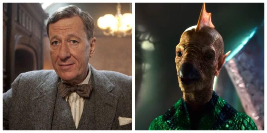 Green Lantern Cast - Geoffrey Rush as Tomar-Re
