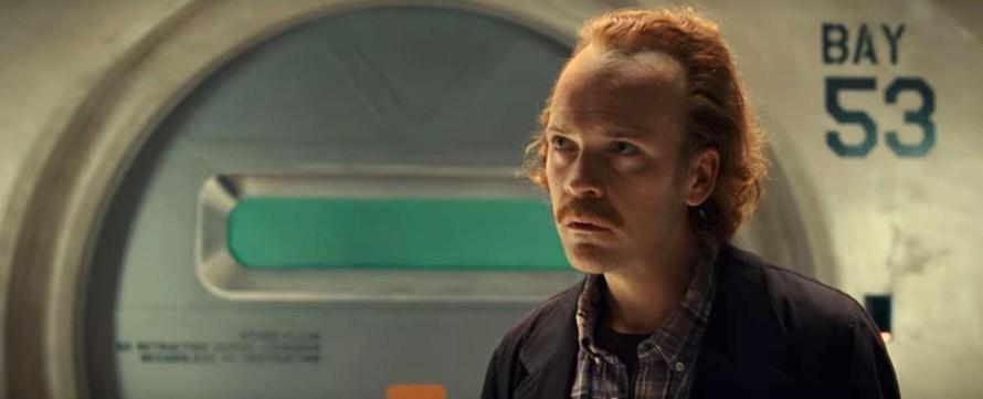 Green Lantern Cast - Peter Sarsgaard as Hector Hammond