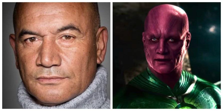 Green Lantern Cast - Temuera Morrison as Abin Sur