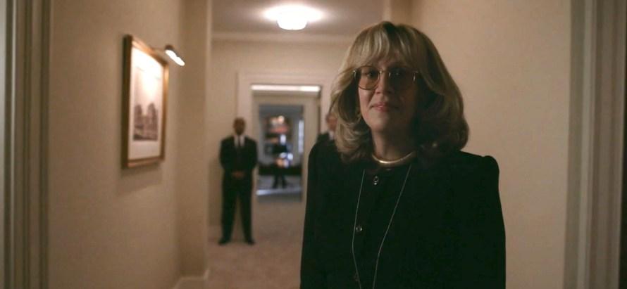 Impeachment: American Crime Story Cast - Sarah Paulson as Linda Tripp